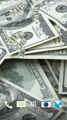 Money Live Wallpaper Screenshot 9