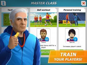 11x11: Football manager Screenshot