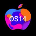 OS14 Launcher, Control Center, App Library i OS14