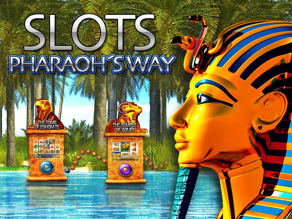 Slots Pharaoh's Way - Online Casino & Slot Machine screenshot 1