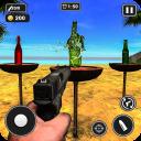 Shoot the bottle 3D: Bottle shooter game 2019