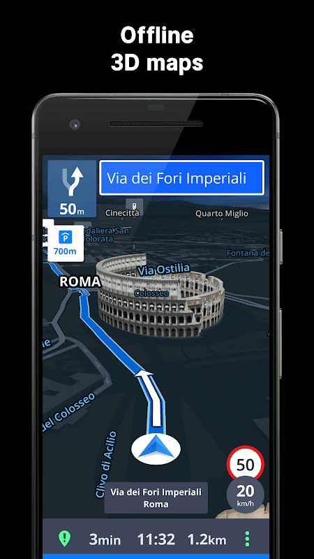 GPS Navigation & Maps Sygic screenshot 12