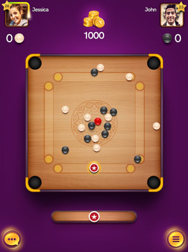 Carrom Pool: Disc Game screenshot 3