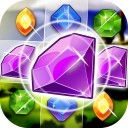Gems & Jewel Mania - Free Match 3 Quest Game
