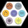 Elementality: Elements Puzzle Иконка