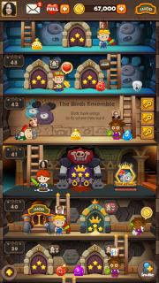 Monster Busters: Hexa Blast screenshot 2