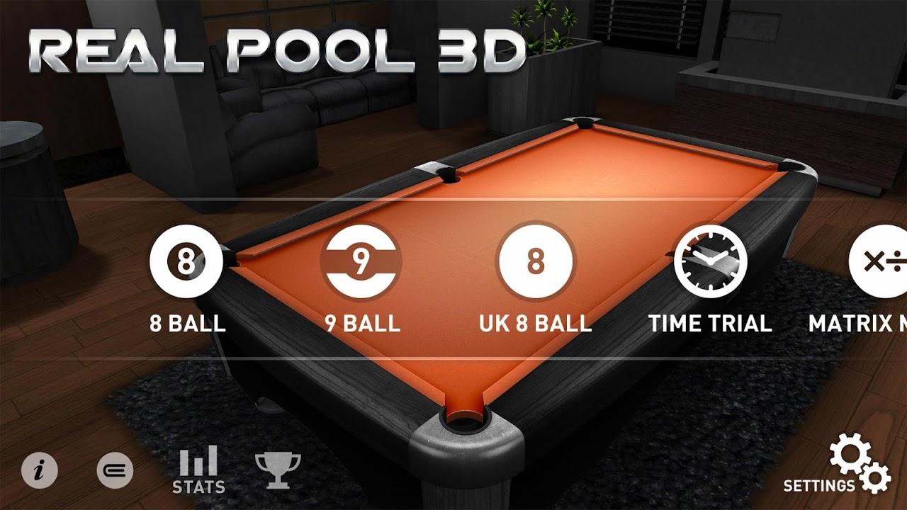 Real Pool 3D FREE screenshot 2