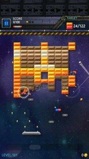 Brick Breaker Star: Space King screenshot 3