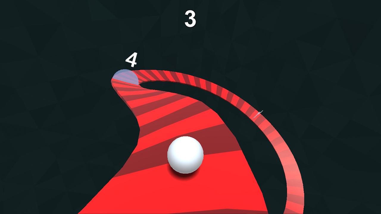 Twisty Road! screenshot 1