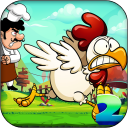 Chicken Run 2 : An Adventure Escape