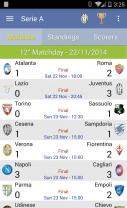 Italian Soccer 2016/2017 Screenshot
