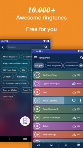 Free Ringtones For Android Phone 1 0 7 Download Android Apk Aptoide