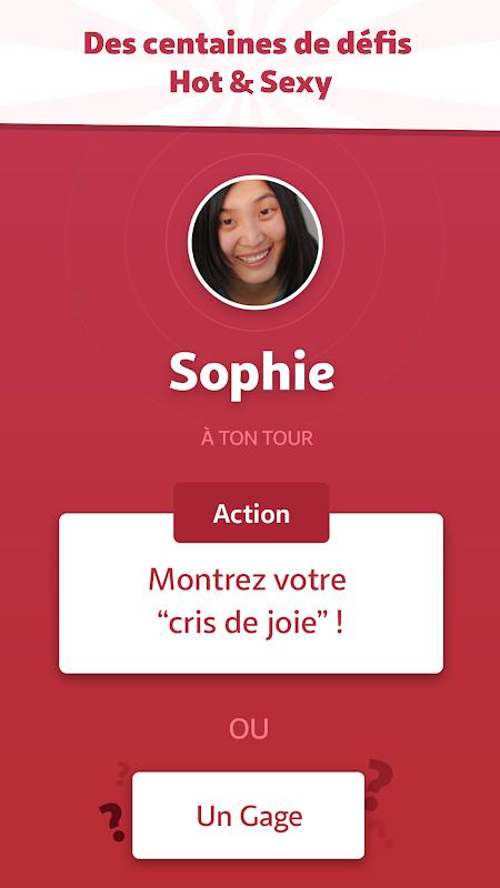 Action ou Vérité - Hot screenshot 1