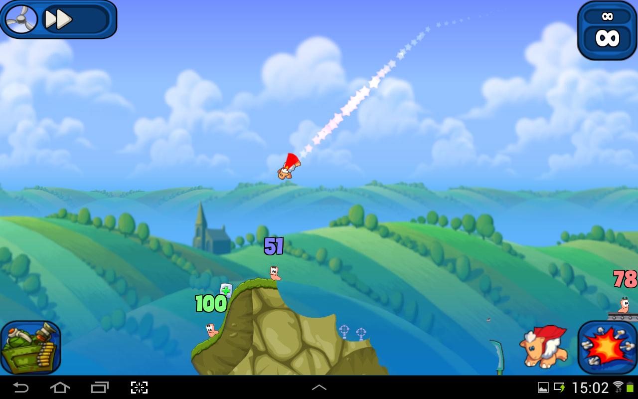 Worms 2: Armageddon screenshot 2