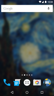 Muzei Live Wallpaper screenshot 12