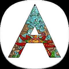 Alfabe Boyama Sayfası 10 Android Aptoide Için Apk Indir