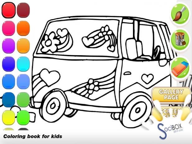 Araba Boyama Oyunu 10190417 Android Aptoide Için Apk Indir