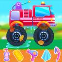MonsterTruck Car Game for Kids