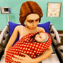 Virtual Pregnant Mom Baby Care - Mother Simulator