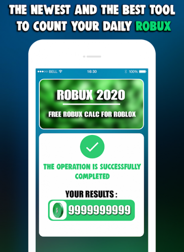 Roblox Robux Generator App Download Robux Game Free Robux Wheel Calc For Robloxs 1 0 Download Android Apk Aptoide
