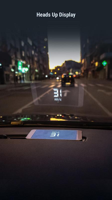 Velocímetro para Carro - Medidor de Velocidade GPS screenshot 1