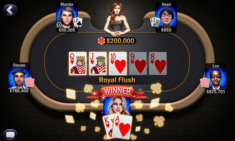 Poker 3 Holdem - Mobil6000