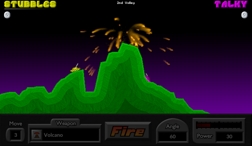 Pocket Tanks screenshot 17