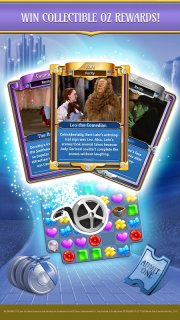 The Wizard of Oz Magic Match 3 screenshot 2