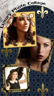 Luxury Photo Collage screenshot 2