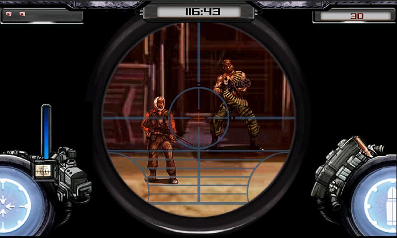 Army Sniper screenshot 2