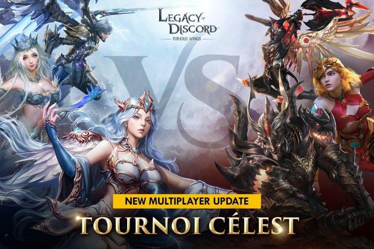 Legacy of Discord-FuriousWings screenshot 8