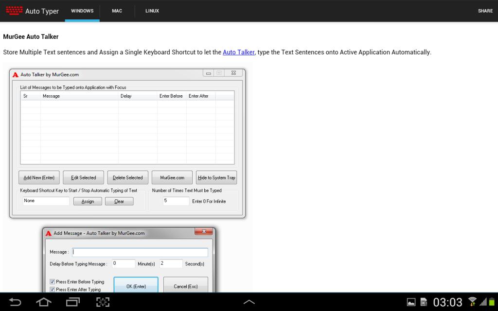 Auto clicker android apk 11