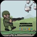 Minimilitia Platformer