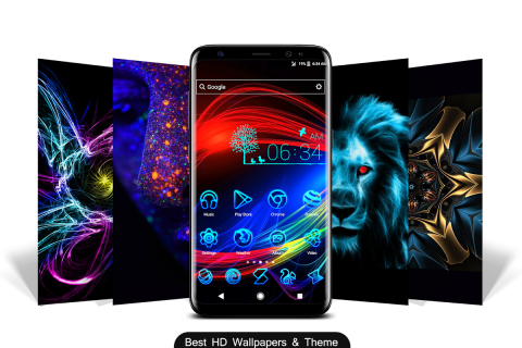 Neon 2 | HD Wallpapers - Themes 2018 screenshot 6
