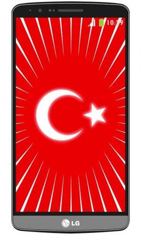 Turkey Flag Wallpaper Screenshot 1 2