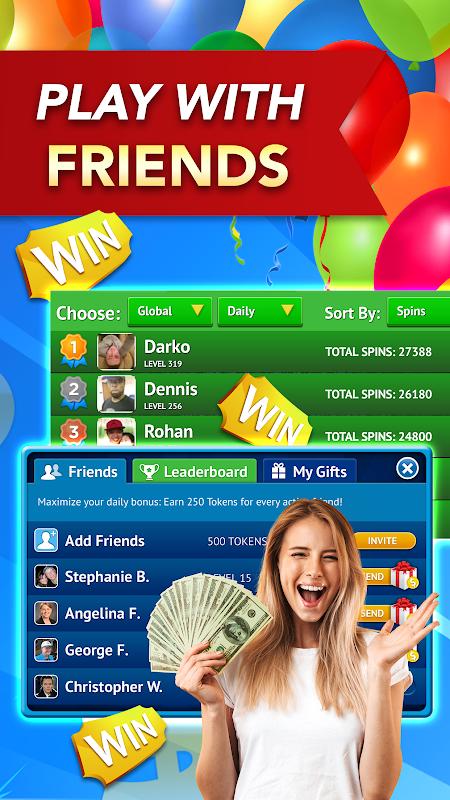 SpinToWin Slots - Casino Games & Fun Slot Machines screenshot 1