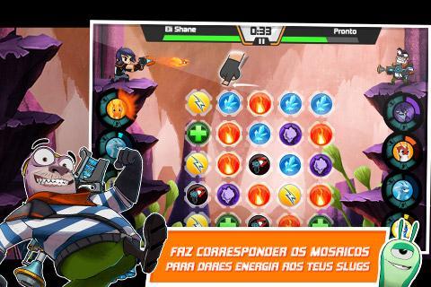 Slugterra: Slug it Out! screenshot 1