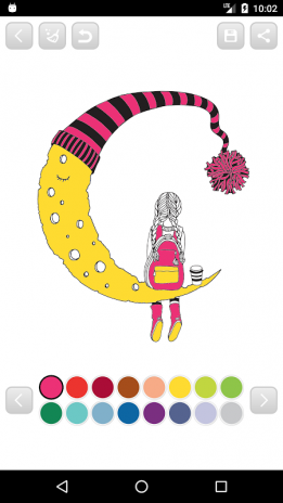 Coloring Book For Me Screenshot 1 2