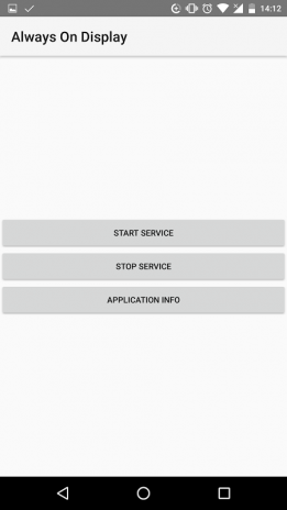 Always On Display - Like Galaxy S8, LG G64 2 release1 tải APK dành