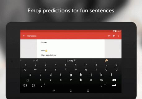 SwiftKey Keyboard screenshot 2