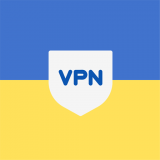 Ukraine VPN Free -Get Ukrainian IP ⭐⭐⭐⭐⭐ Icon