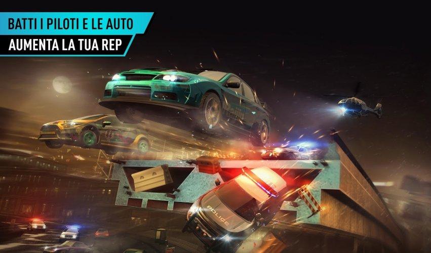 Need for Speed: NL Da Corsa screenshot 5