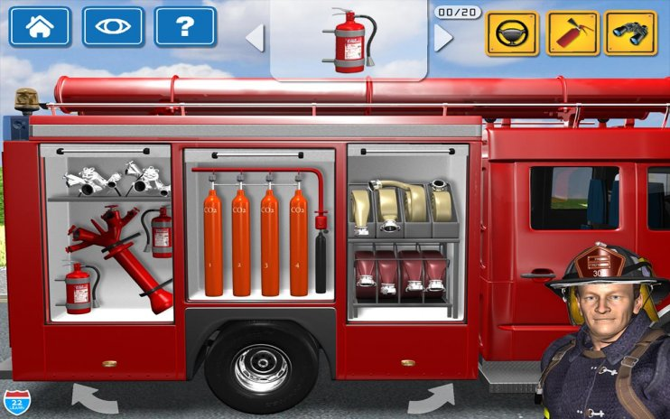 Fire Truck Games for Kids 1 4 Download APK for Android - Aptoide