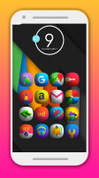 Erom - Icon Pack Screen