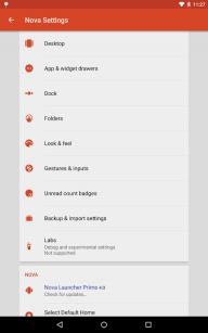 Nova Launcher screenshot 3