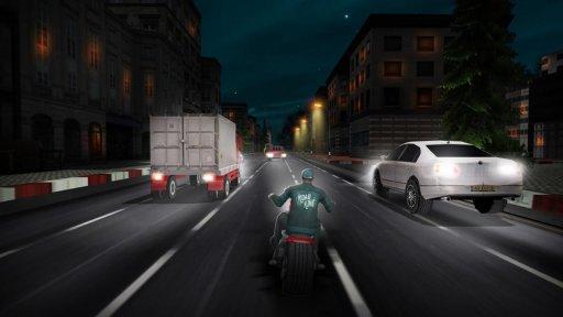 Highway Moto Rider - Traffic Race screenshot 4