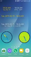ClockView - Always On Clock Screen