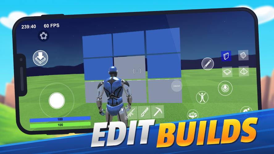 1v1 Lol Online Building Shooting Simulator 2 140 Download Android Apk Aptoide