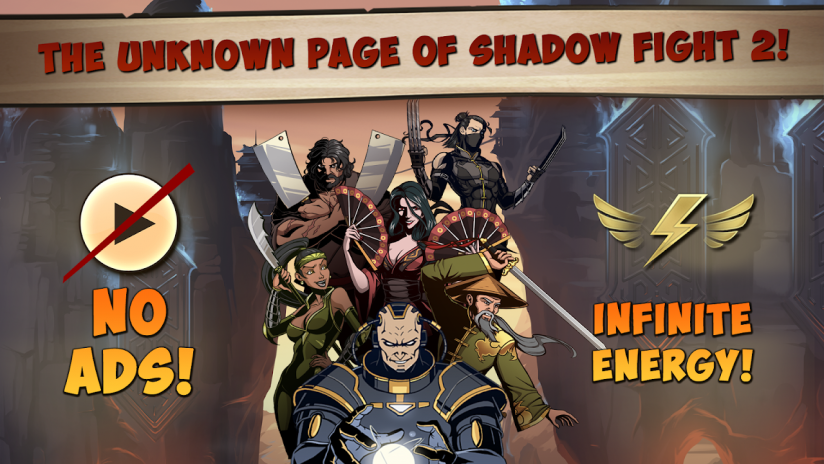 Shadow fight 2 iphone game free. Download ipa for ipad,iphone,ipod.