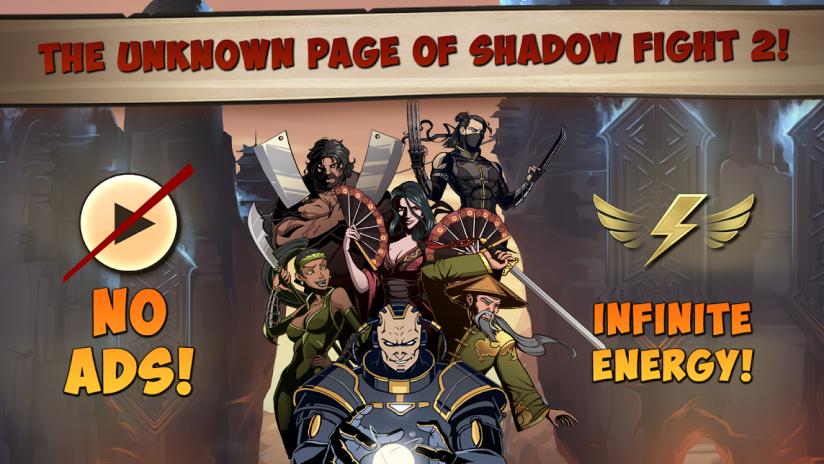 Shadow fight 2 special edition [взломанный] на андроид скачать.